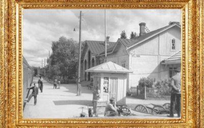 Myllymäen juna-asema