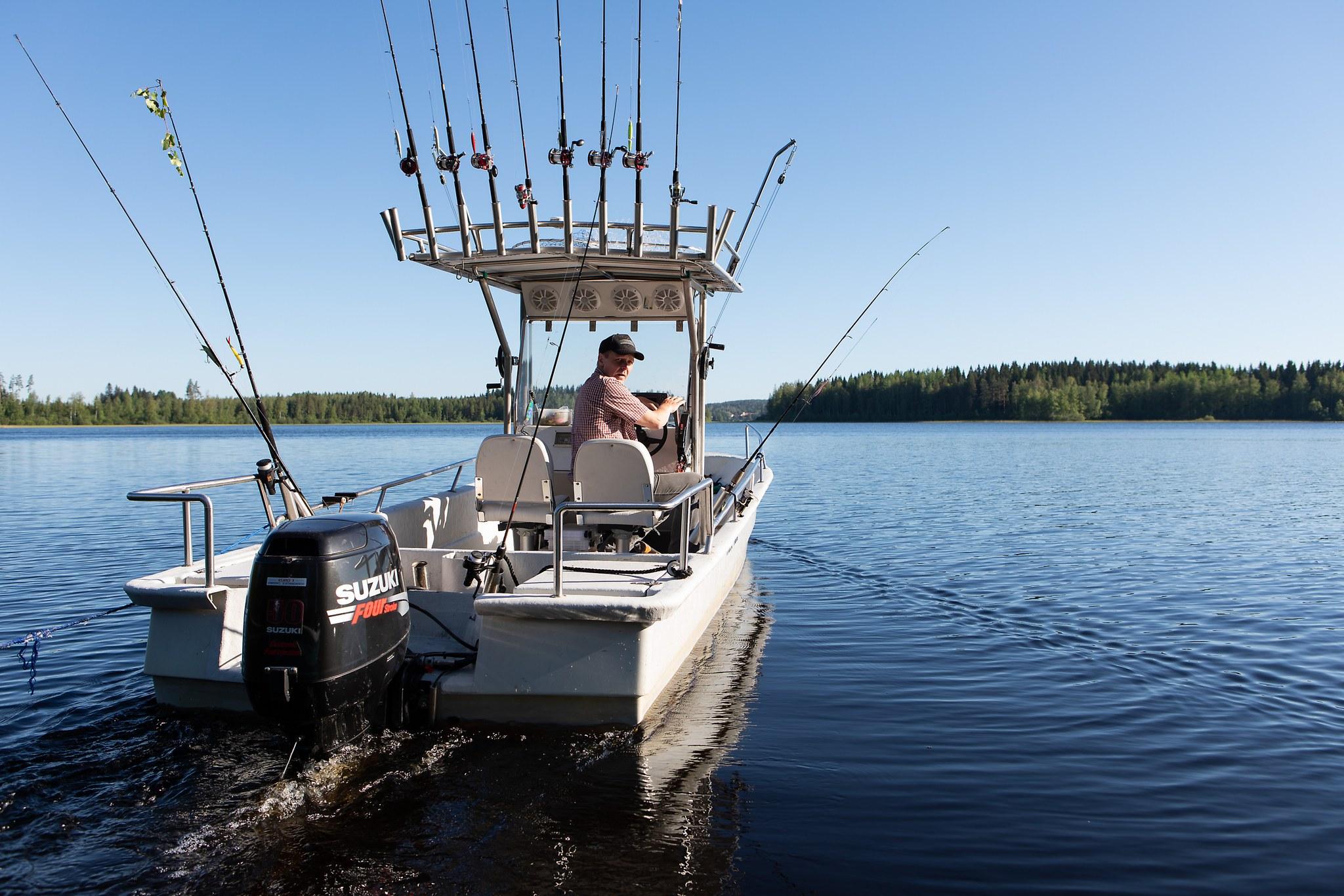Hyvölän kalastus
