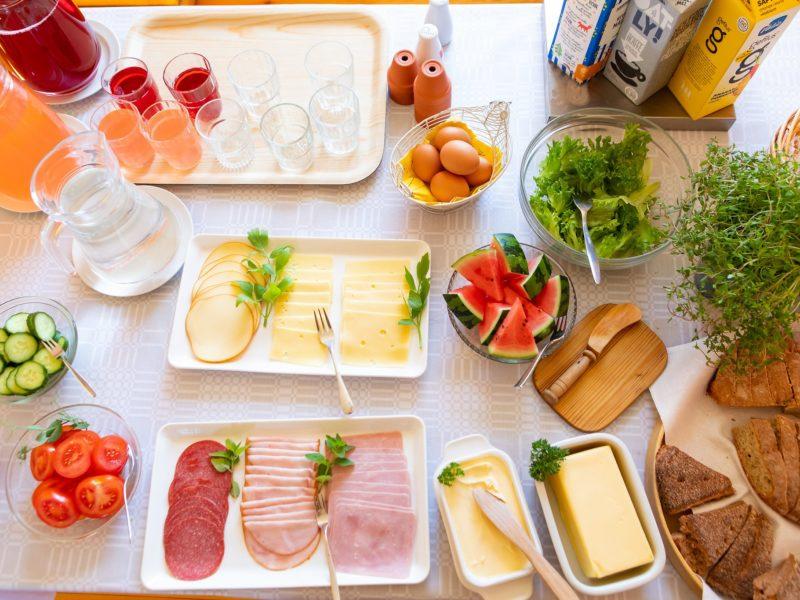Hyvölän talon aamupala