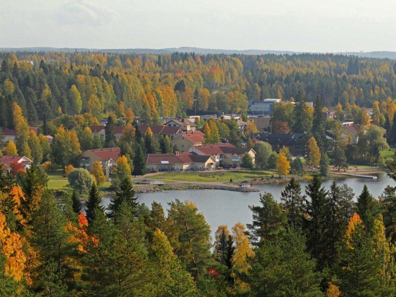 mustikkavuori_syksy Kuva: Susanna Laitala/Ähtärin kaupunki