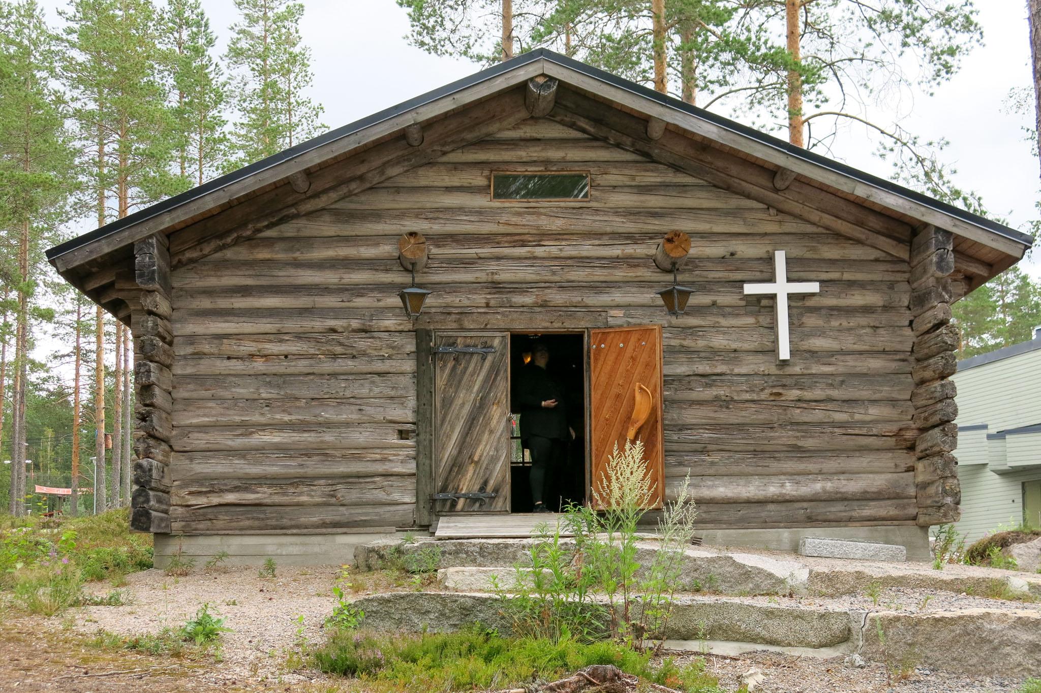 Visit Ähtäri_matkailualueen kappeli